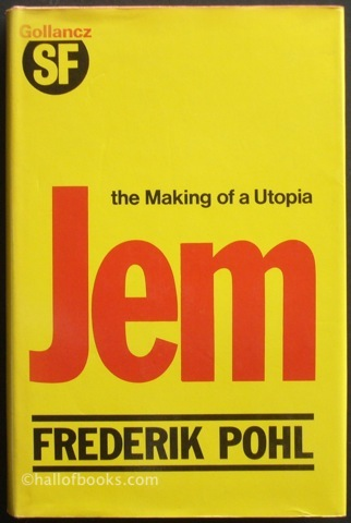 Image for Jem: The Making of a Utopia