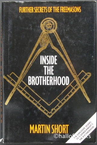Image for Inside the Brotherhood: Further Secrets Of The Freemasons