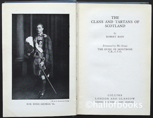 Image for The Clans and Tartans of Scotland