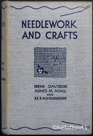 Image for Needlework and Crafts