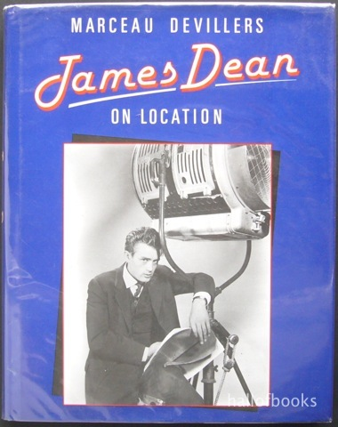 Image for James Dean: on location