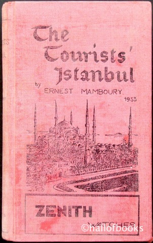 Image for The Tourists' Istanbul