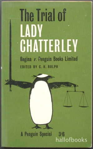 Image for The Trial of Lady Chatterley: Regina v. Penguin Books Limited
