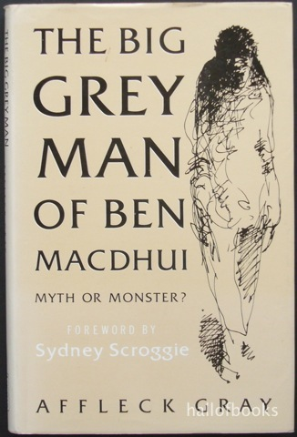 Image for The Big Grey Man Of Ben Macdhui: Myth of Monster