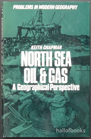 Image for North Sea Oil & Gas: A Geographical Persective