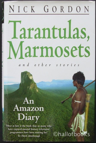 "Image for ""Tarantulas, Marmosets and other stories: An Amazon Diary"""