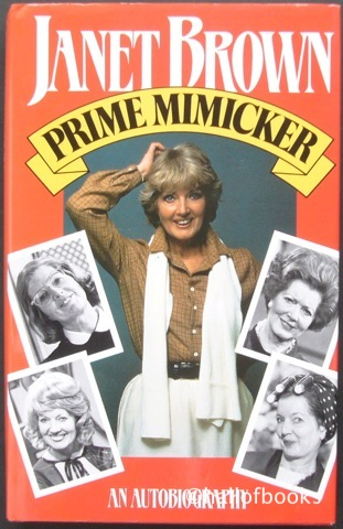 Image for Prime Mimicker: An Autobiography