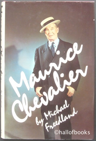 Image for Maurice Chevalier