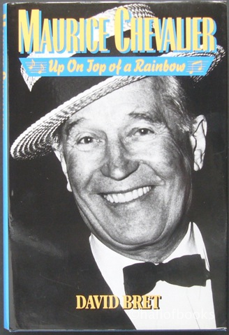 Image for Maurice Chevalier: Up On Top Of A Rainbow