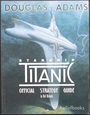 Image for Douglas Adams Starship Titanic: Official Stratgey Guide