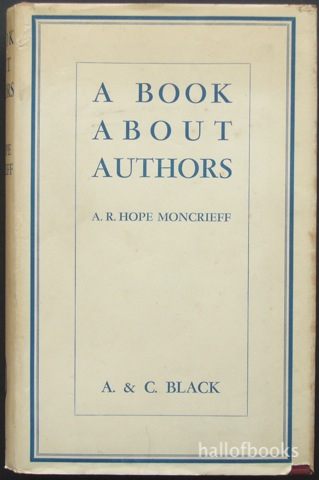 Image for A Book About Authors: Reflections & Recollections of a Book-Wright