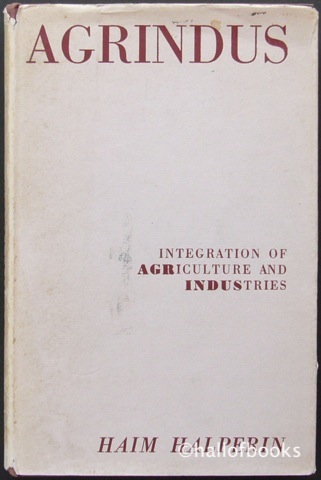 Image for Agrindus: Integration of Agriculture and Industries