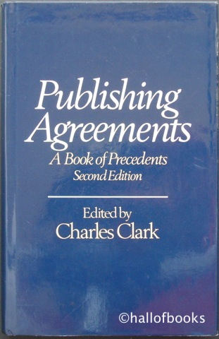 Image for Publishing Agreements