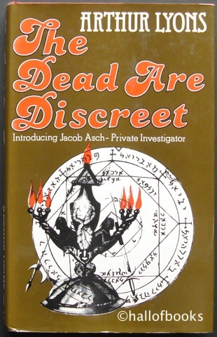 Image for The Dead Are Discreet: Introducing Jacob Asch - Private Investigator