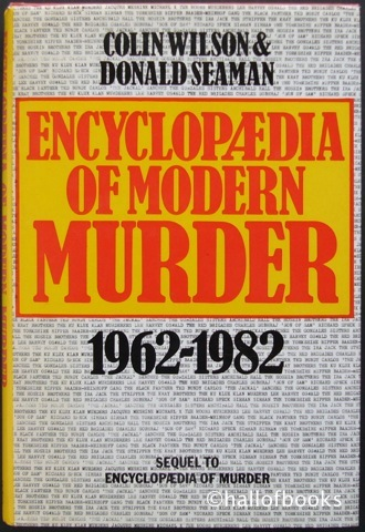 Image for Encyclopaedia of Modern Murder 1962-1982