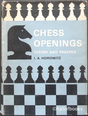 Image for Chess Openings: Theory and Practice