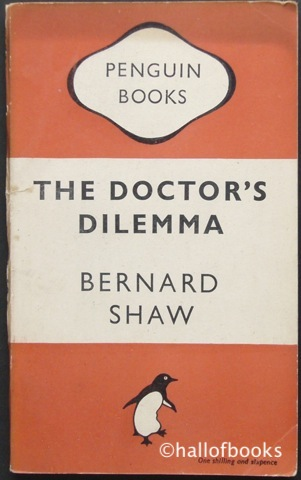 Image for The Doctor's Dilemma