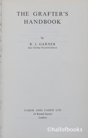 Image for The Grafter's Handbook