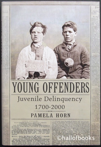 Image for Young Offenders: Juvenile Delinquency 1700-2000