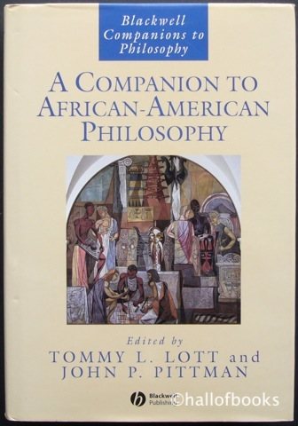 Image for A Companion to African-American Philosophy
