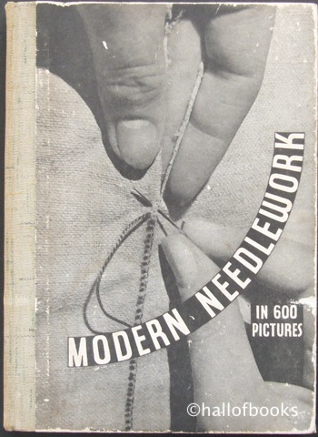 Image for Modern Needlework in 600 Pictures