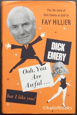"Image for ""Dick Emery: Ooh, You Are Awful but I like you!"""