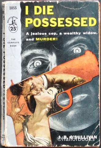 "Image for ""I Die Possessed: A jealous cop, a wealthy widow, and murder!"""