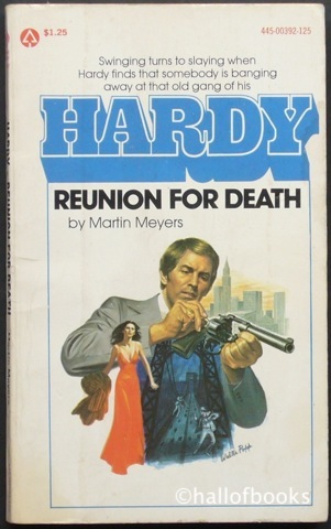 Image for Hardy: Reunion For Death