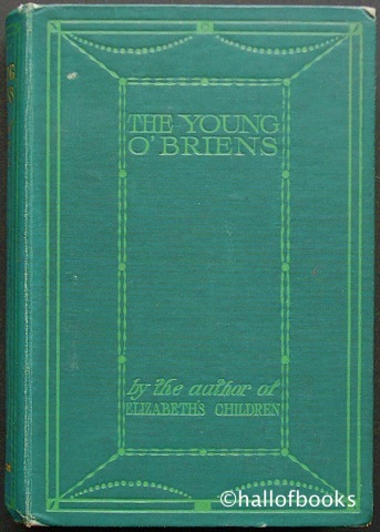 Image for The Young O'Briens: Being an account of their sojourn in London