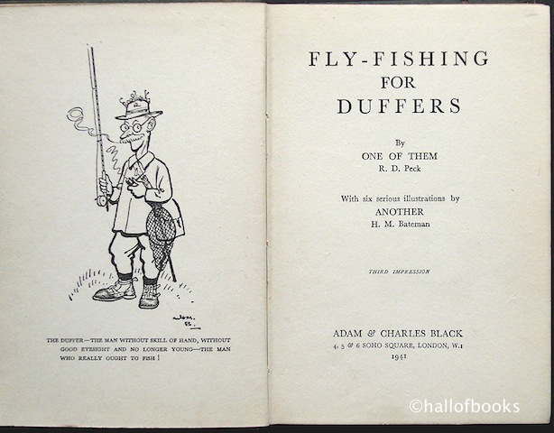 Image for Fly-Fishing For Duffers