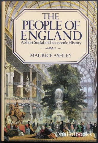 Image for The People of England: A Short Social and Economic History