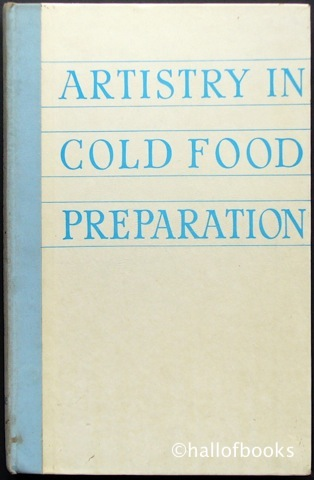 Image for Artistry in Cold Food Preparation