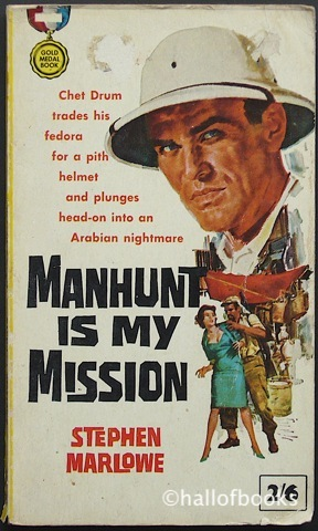 Image for Manhunt Is My Mission