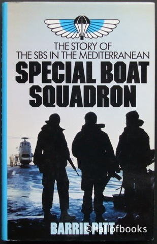 Image for Special Boat Squadron: The Story Of The SBS In The Meditarranean