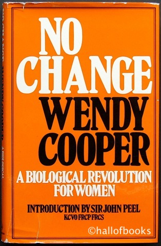 Image for No Change: A Biological Revolution For Women