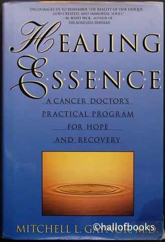 Image for Healing Essence: A Cancer Doctor's Practical Program For Hope and Recovery