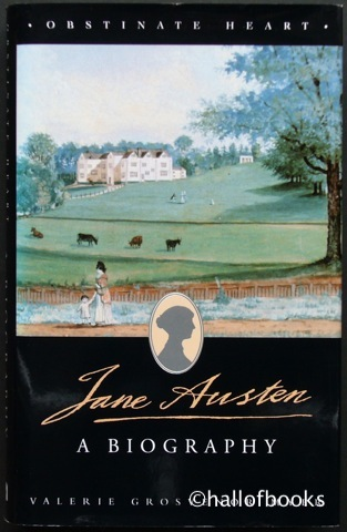 Image for Obstinate Heart: Jane Austen A Biography