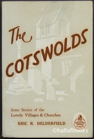 Image for The Cotswolds: Some Stories of the Villages and Churches