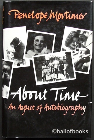 Image for About Time: An Aspect Of Autobiography