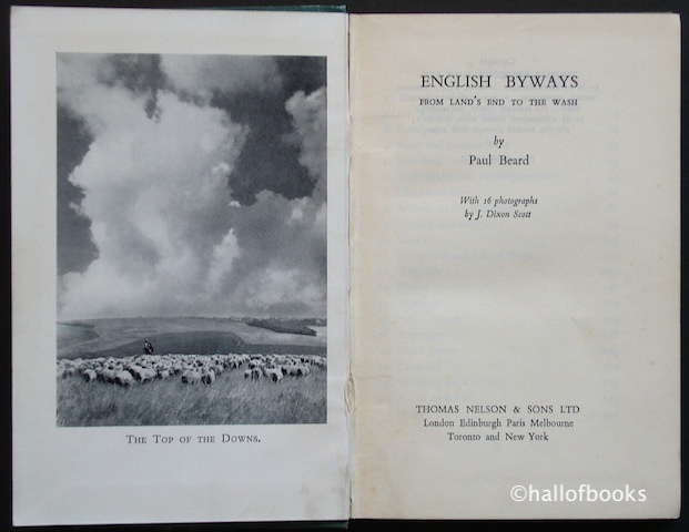 Image for English Byways: From Land's End To The Wash