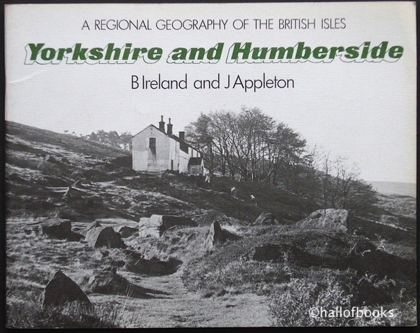 Image for A Regional Geography Of The British Isles: Yorkshire and Humberside
