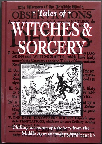 Image for Tales of Witches and Sorcery