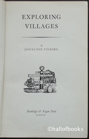 Image for Exploring Villages