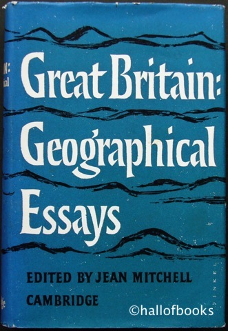 Image for Great Britain: Geographical Essays