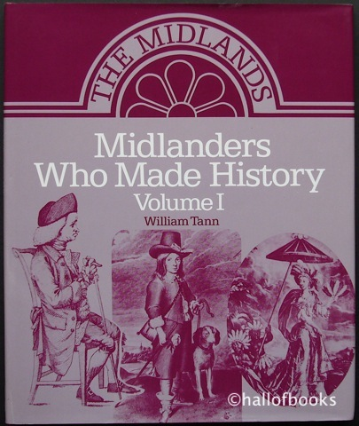 Image for Midlanders Who Made History Volume 1 1600-1800.