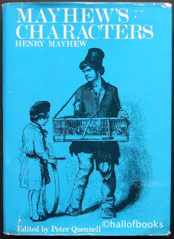 Image for Mayhew's Characters: Selected From London Labour and London Poor