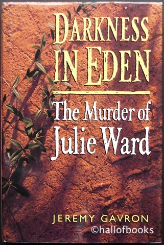 Image for Darkness In Eden: The Murder Of Julie Ward