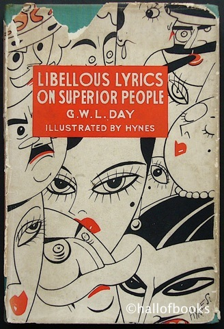 Image for Libellous Lyrics On Superior People