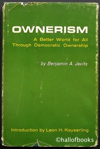 Image for Ownerism: A Better World For All Through Democratic Ownership