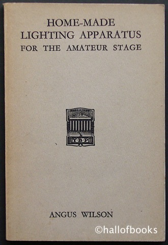 Image for Home-Made Lighting Apparatus For The Amateur Stage